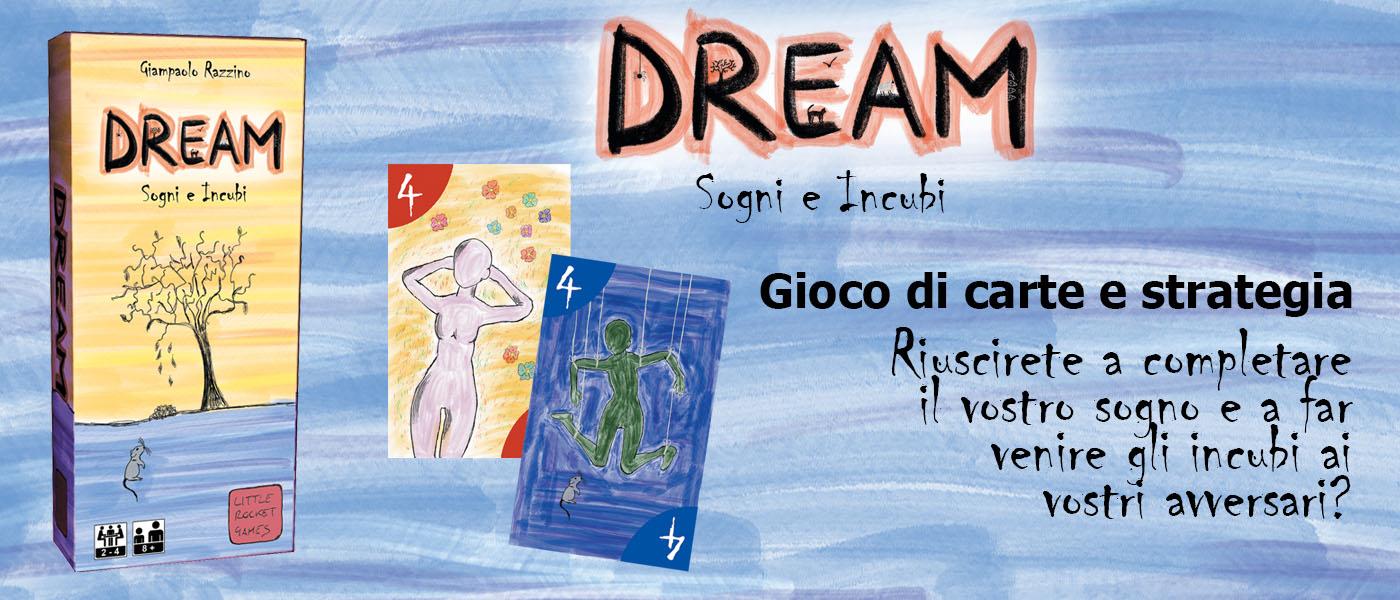 Dream gioco di carte e strategia
