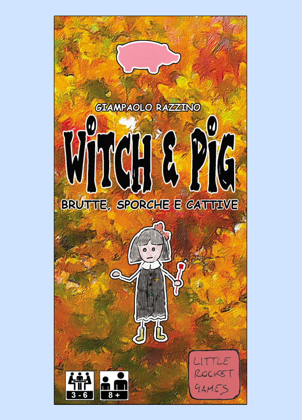 WITCH & PIG