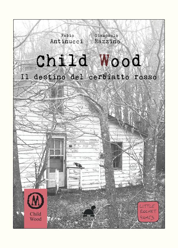 CHILD WOOD Vol.2 Il destino del cerbiatto rosso – Librogame