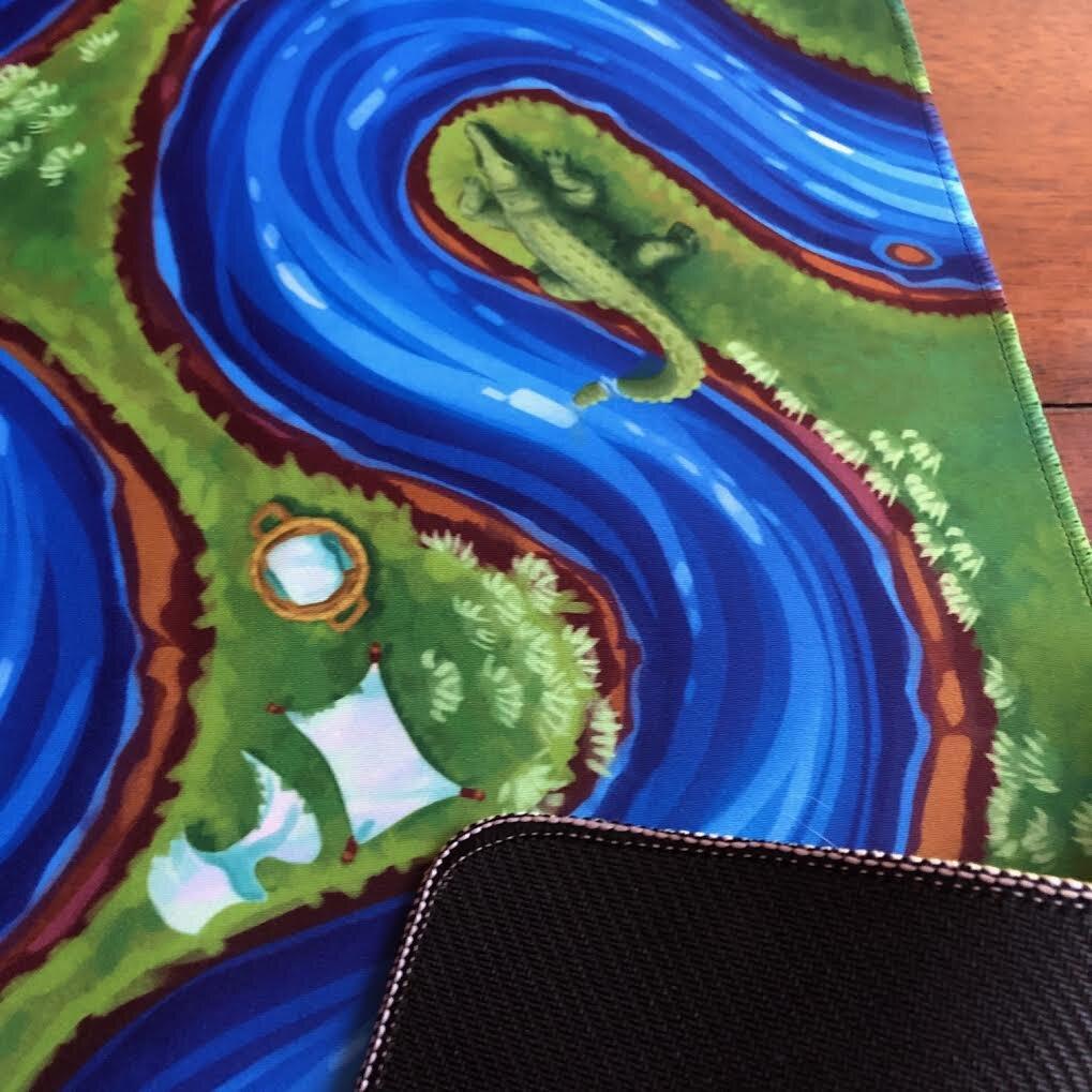 TUTANKHAMUN accessorio Playmat Nilo